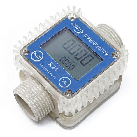 Durchflussmesser mit Digitalzählwerk, 10-100l/min, Harnstoff Pumpe mit digitaler Anzeige