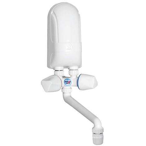 Durchlauferhitzer Dafi Übertisch mit Armatur 3,7 bis 5,5 kW 230 V Kleindurchlauferhitzer