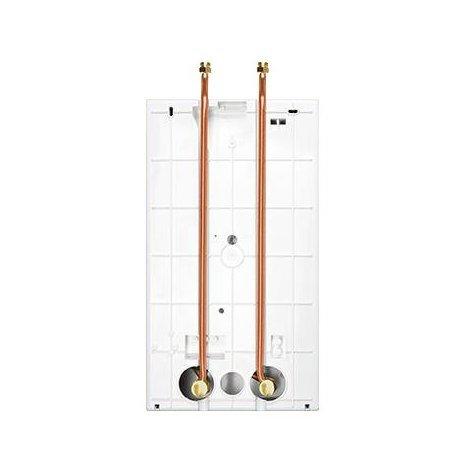 Durchlauferhitzer Umrüstsatz Aufputzmontage Anschlüsse oben für PPE2 und PPH2