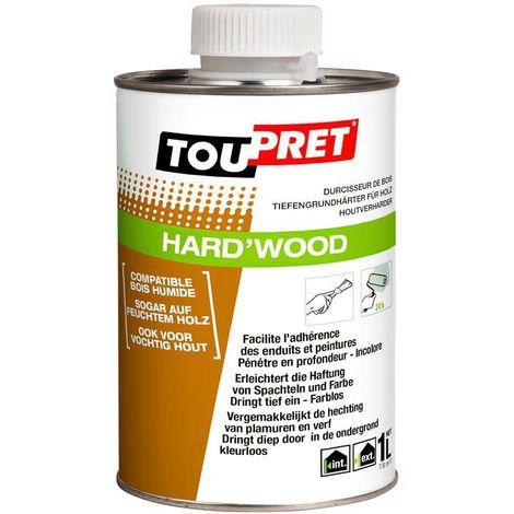 Durcisseur bois Hard'Wood Toupret 1L