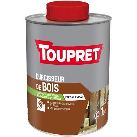Durcisseur de bois Toupret - 1 l - Incolore