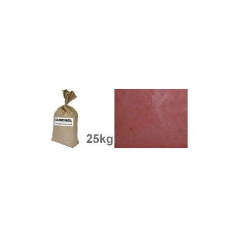 Durcisseur de sol rouge - 25kg