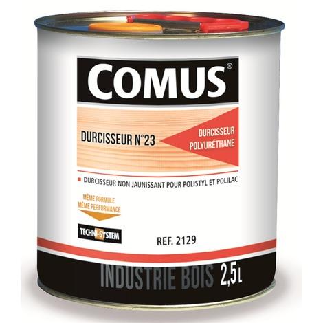 Durcisseur polyuréthane non jauni N°23 2129 COMUS - 2.5 L - 7853