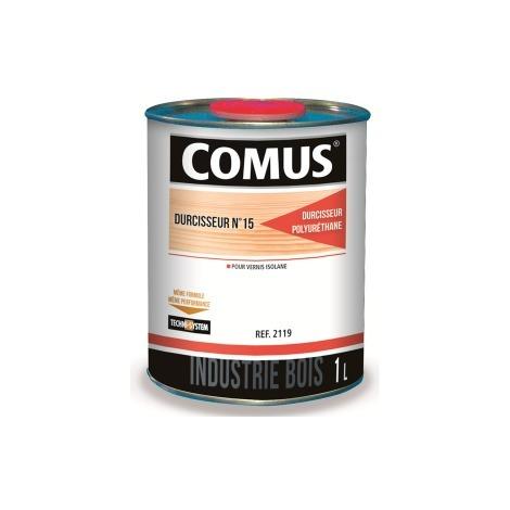 Durcisseur vernis isolant N°15 2119 COMUS - 5 L - 7850