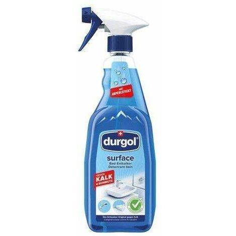 DURGOL Surface salle de bain contre les dépots de calcaire - Spray 500ML