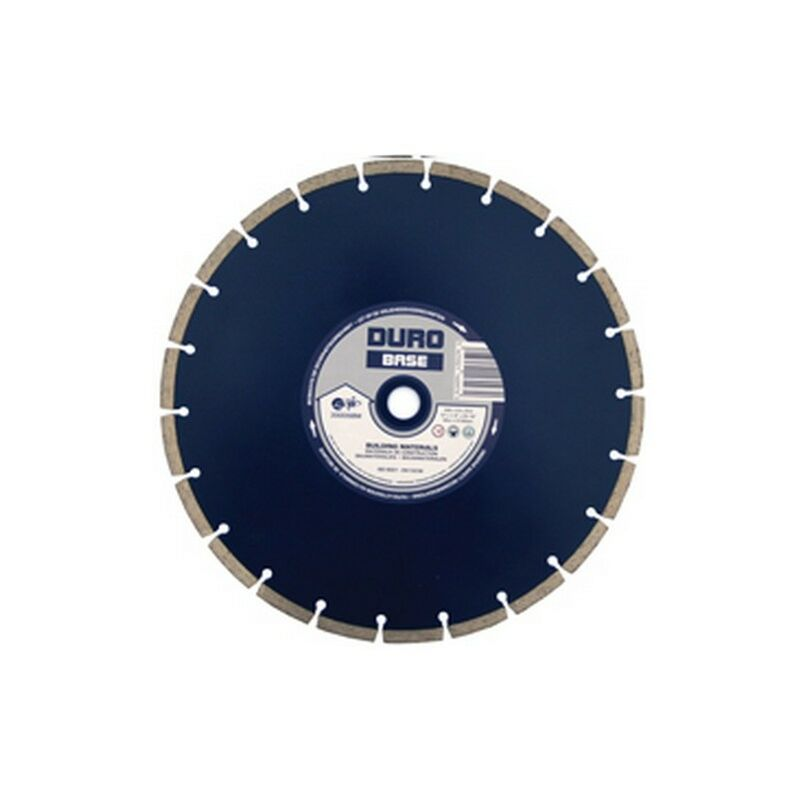 Image of Duro 125DSBM Base Diamond Disc 125mm x 22mm Bore