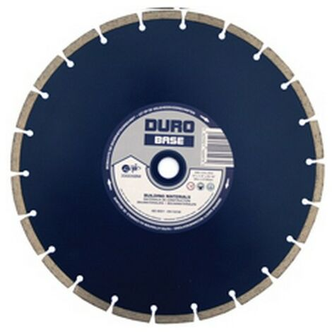 Duro 300DSBM Base Diamond Disc 300mm x 20mm Bore