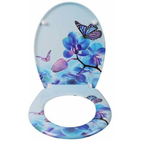 Duroplast Toilettensitz mit Absenkautomatik IO