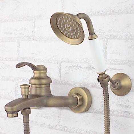 Dusch-Armatur zur Wandmontage