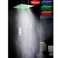 Duscharmatur mit Thermostatfunktion und Wasserfalleffekt