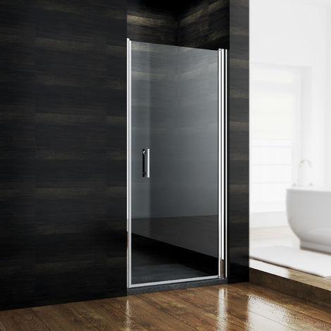 vidaXL Duschtür Halbmatt ESG Duschabtrennung Duschkabine Tür mehrere Auswahl