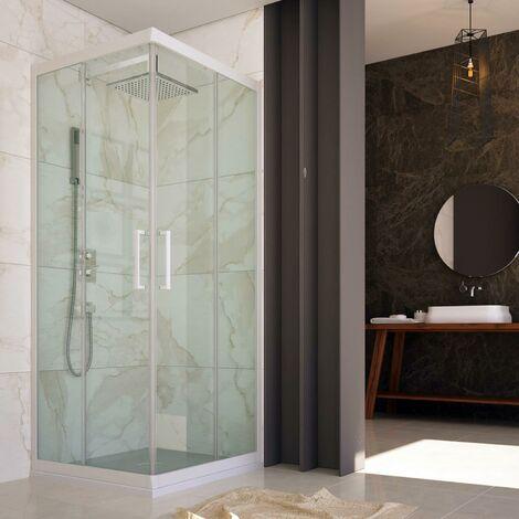 Duschkabine in PVC mod. Lite