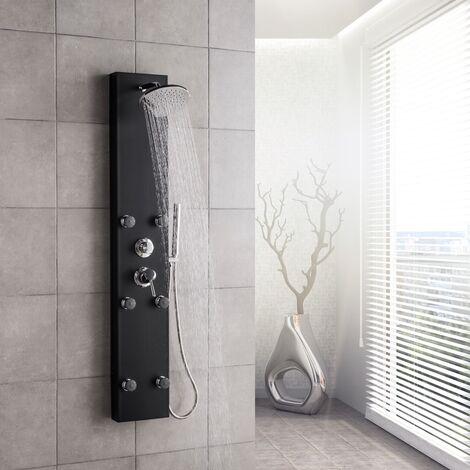 Duschpaneel Valencia Duschsäule Armatur Duscharmatur Regendusche
