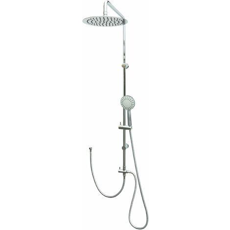 Duschset Regendusche Edelstahl Duschsystem Dusche Duschgarnitur Chrom