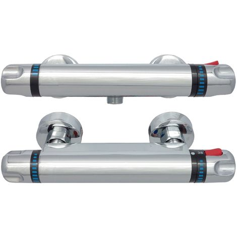 Mischbatterie Thermostat Duscharmatur Brausethermostat Duschthermostat  NEU