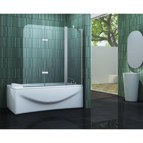 Duschtrennwand TILTO (Badewanne)