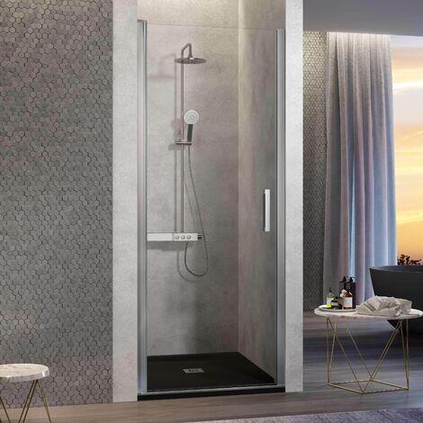 Duschtür für Nischen NARDI - Glas 6mm