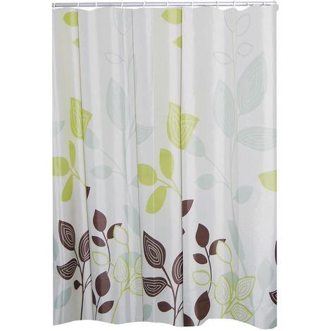 Duschvorhang Textil Gerlinde multicolor 180x200 cm