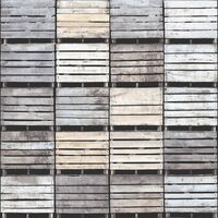 DUTCH WALLCOVERINGS Papel de pared cajones gris 7359-1