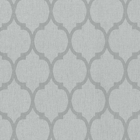DUTCH WALLCOVERINGS Papel de pared pintado diseño gris 13353-30