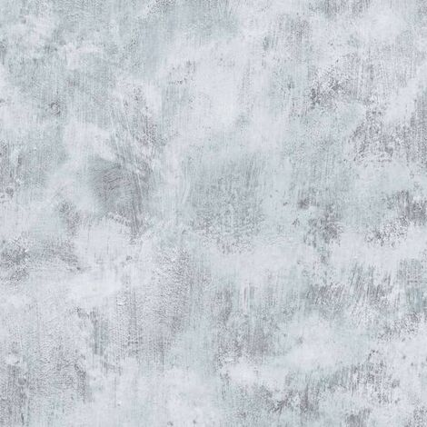 DUTCH WALLCOVERINGS Wallpaper Concrete Blue