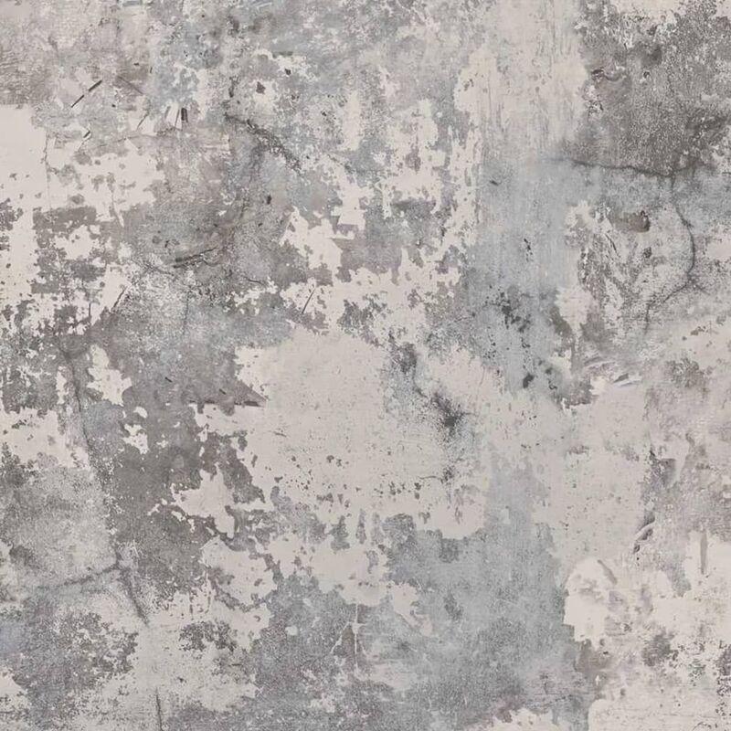 Image of Wallpaper Concrete Dark Grey - Grey - Dutch Wallcoverings