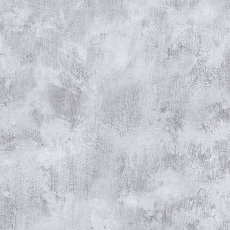 DUTCH WALLCOVERINGS Wallpaper Concrete Grey
