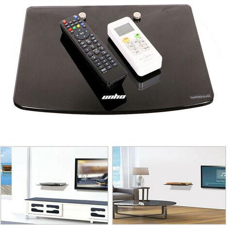 """main image of """"DVD Bracket Wall Mount Floating Shelf for Blu-Ray Players Sky AV TV Virgin Box"""""""