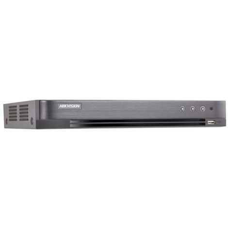 DVR Hikvision HD-TVI 4K 8 canaux HD 1 to Penta hybride 300219532