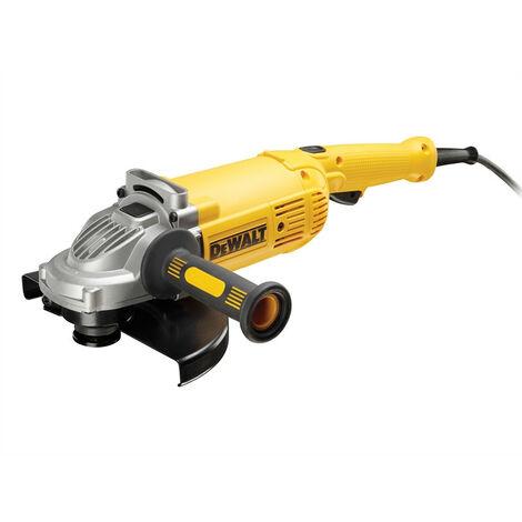 DWE492K - 230 mm Angle Grinder + Kitbox