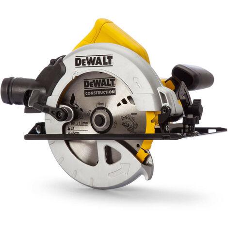 DWE560K Compact Circular Saw & Kitbox