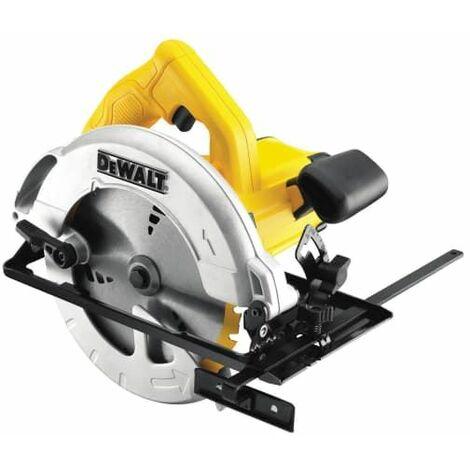 """main image of """"DWE560KL Compact Circular Saw & Kitbox 184mm 1350W 110V DEWDWE560KL"""""""