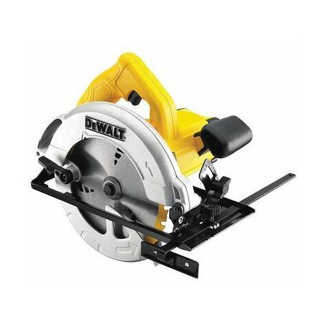 DWE560L DeWalt Compact Circular Saw 184mm