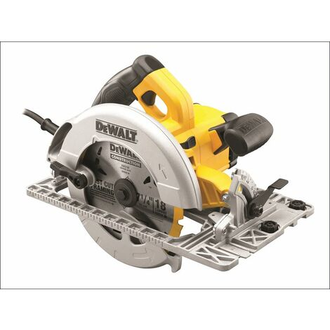 DWE576K Precision Circular Saw & Track Base 190mm 1600W 240V (DEWDWE576K)