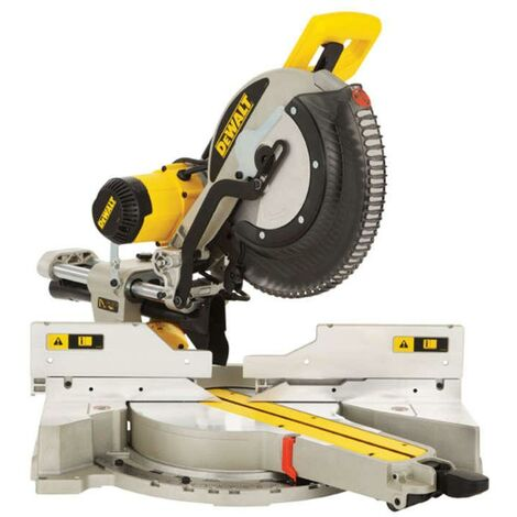 DWS780 Sliding Compound Mitre Saw