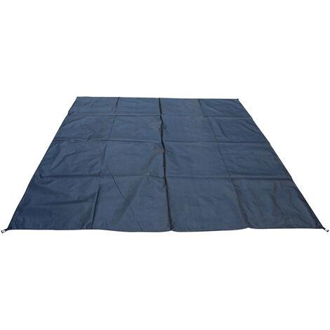 DX001 Tapis imperm¨¦able et solaire pour tente de camping en plein air