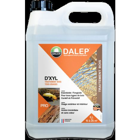 D'XYL - Traitement bois tous usages 5L