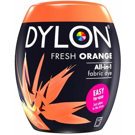 "main image of ""Dylon Machine Dye Pod 55 Fresh Orange - 2205159"""