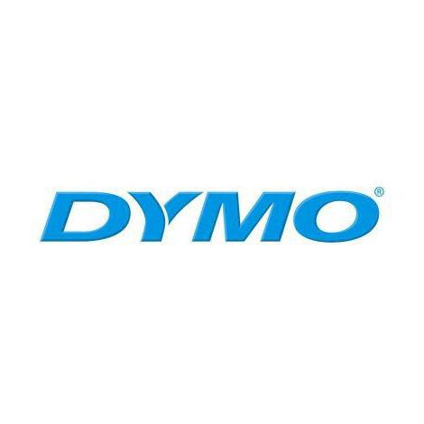 Dymo Étiquettes en vinyle IND - Blanc sur bleu - Multicolore - Vinyle - -40 - 80 °C - UL 969 - DYMO (1805243)