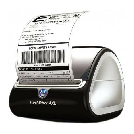 Dymo Imprimante d'étiquettes, monochrome thermique, LabelWriter 4XL (S0904950)