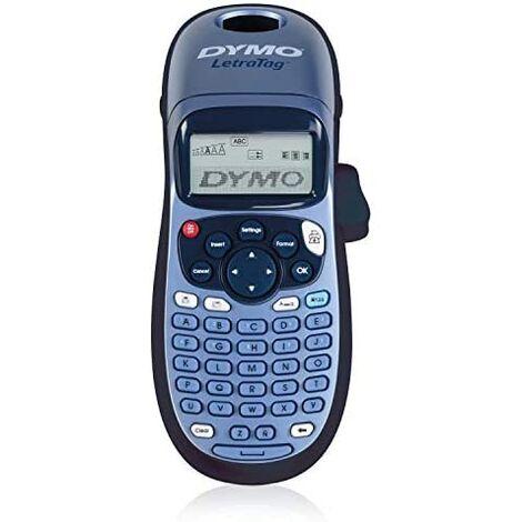 """main image of """"Dymo LetraTag LT-100H - Imprimante d'étiquettes bleue"""""""
