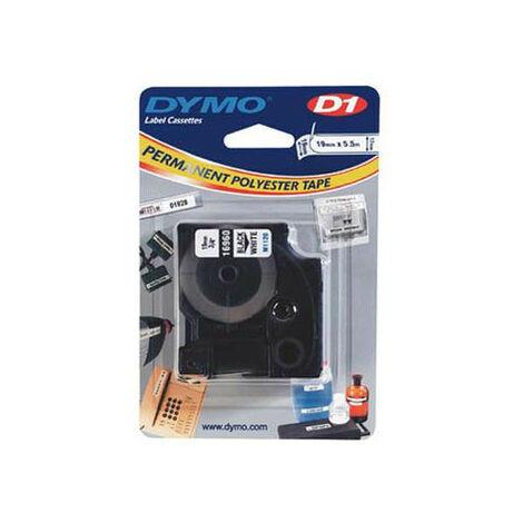 Dymo Ruban pour imprimante etiquettes 16960, S0718070, 19mm, 5,5m, whiteD1, special - (16960)
