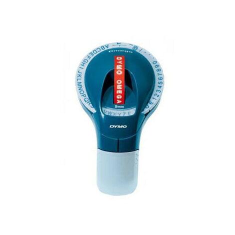 Dymo XTL Omega embosser - Thermique directe - 3,7 mm - Bleu - 49 caractères - 9 mm - 170,2 mm (S0717930)