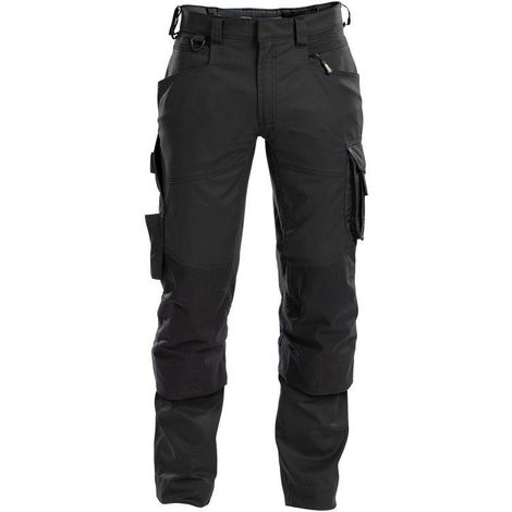 DYNAX Pantalon de travail stretch avec poches genoux Dassy