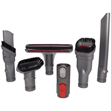 Dyson Cordless Vacuum Cleaner Complete Tool Accessories Set Kit V6, V7, V8, V10, SV10, SV11