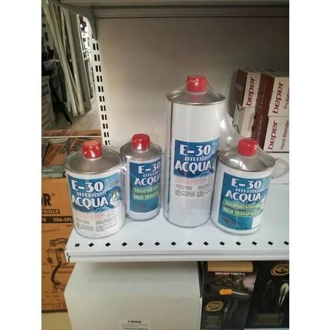 E-30 effetto acqua resina epossidica a+b kg 2.4