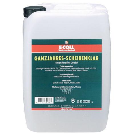 E-COLL Ganzjahres-Scheibenklar, 20 l