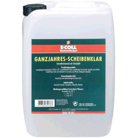 E-COLL Ganzjahres-Scheibenklar, 5 l