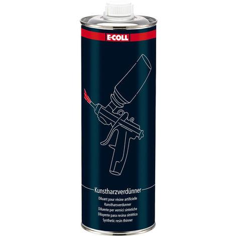 E-COLL Kunstharzverdünner 1L ( Inh.12 Stück )