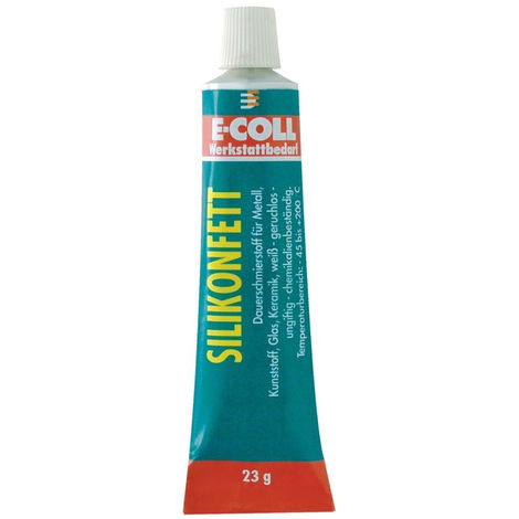 E-COLL Silikonfett 23 g